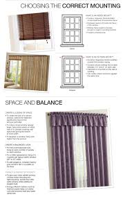 Brylane Home Kitchen Curtains by Style Guides Window U0026 Curtain Measuring Guide Brylanehome