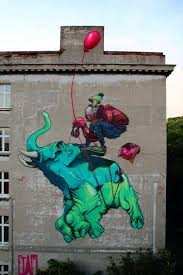 Famous Graffiti Mural Artists by 20 Of The Best Cities To See Street Art