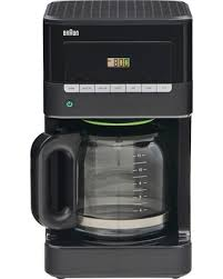 Braun Coffee Maker All Black