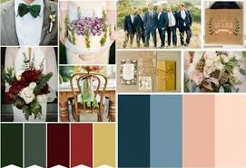 5 Rustic Themed Wedding Colors Ideas Singapore That Will Help You Decide