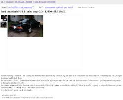100 Houston Craigslist Trucks Gold SCREENSHOT YOUR ADS The Something Awful Forums