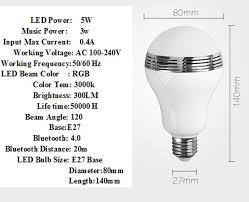 best bluetooth speaker smart dimmable led light bulbs color