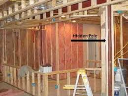 basement support columns how to cover basement poles