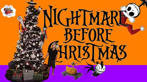 Nightmare Before Christmas Tree Topper by Nightmare Before Christmas Themed Christmas Tree Jack Skellington