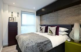 deco design chambre bel appartement luxueux situé à londres vivons maison