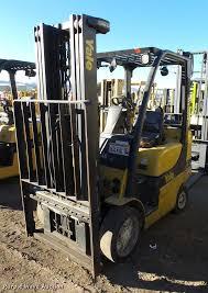 100 Yale Lift Trucks Forklift Item FQ9344 SOLD December 6 Nevada Forkli