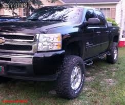 Wheel Offset 2010 Chevrolet Silverado 1500 Aggressive 1 Outside ...