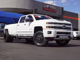 100 New Lifted Trucks Used 2018 Chevrolet Silverado 3500HD For Sale At