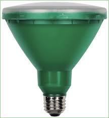 lighting green led flood light bulbs 15 watt replaces 100 watt