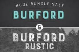 LAST DAY Burford Rustic Family Pack With 38