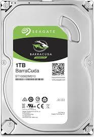 Seagate BarraCuda ST1000DM010 1TB - SATA (Serial-ATA) Harddisk ...