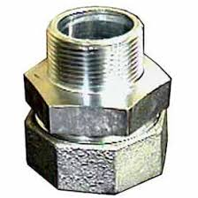 pipe fittings galvanized malleable 1 1 2 quot dresser style