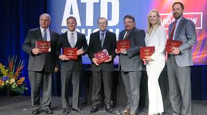 100 Palmer Trucks Trey Mytty Of Truck Center Cos Named Dealer Of The Year At ATD