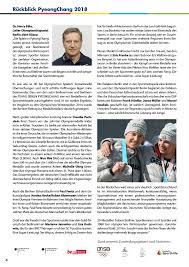 Berliner Kã Che Osp Magazin 1 2018