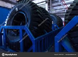 100 Huge Trucks Tires Giant Dump Stock Photo Nikolaskus 222551344