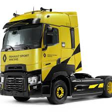 Renault Trucks Corporate - Press Releases : T High Renault Sport ...