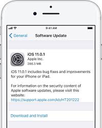 Apple releases iOS 11 0 1 software update for iPhone and iPad