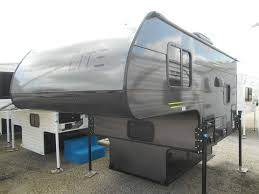 100 Lightweight Truck Camper 2019 Travel Lite S Super Lite 700 Sofa CHARCOAL