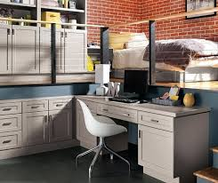fice Kitchen Cabinet Gray Cabinets In Casual fice By Kitchen