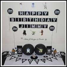 Star Wars Room Decor Australia by 20 Best Star Wars Party Decorations U0026 Ideas Images On Pinterest