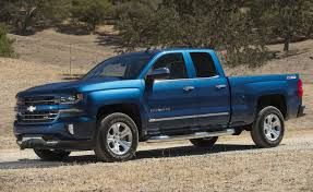 100 Crew Cab Trucks For Sale 2017 Chevrolet Silverado 1500 Overview CarGurus