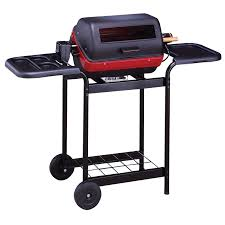 Char Broil Electric Patio Bistro Cover by Meco Ultimate Electric Cart Grill Hayneedle