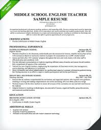 qualifications resume substitute elementary resume exle