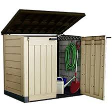 4x6 Outdoor Storage Shed by Keter Factor Outdoor Plastic Garden Storage Shed 4 X 6 Feet