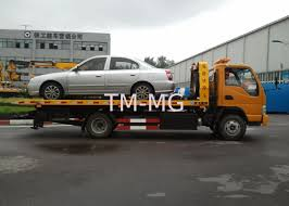100 Types Of Tow Trucks Durable Occasion Recovery Wrecker Truck With 3 Ton Boom And