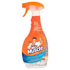 mr mr bad 5in1 flüssiges spray zu reinigen und