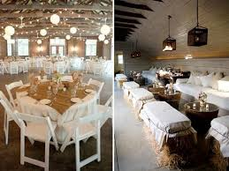 Country Style Wedding Ideas Inside A Barn Weddings By Lily