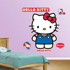 Fathead Princess Wall Decor by Fathead Hello Kitty Wall Decal