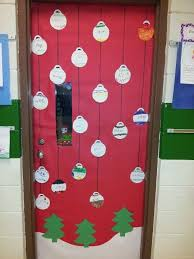 Winter Classroom Door Decorations by Christmas Classroom Neologic Co