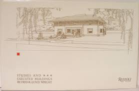 100 Frank Lloyd Wright Sketches For Sale Studies Executed Buildings Of