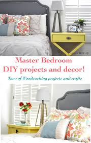 You Wont Believe All The DIY Projects That Went Into Making This Bedroom Fun