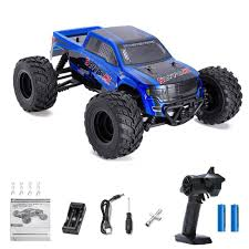 Distianert 1/12 4WD Electric RC Car Monster Truck RTR With 2.4GHz ... Distianert 112 4wd Electric Rc Car Monster Truck Rtr With 24ghz 110 Lil Devil 116 Scale High Speed Rock Crawler Remote Ruckus 2wd Brushless Avc Black 333gs02 118 Xknight 50kmh Imex Samurai Xf Short Course Volcano18 Scale Electric Monster Truck 4x4 Ready To Run Wltoys A969 Adventures G Made Gs01 Komodo Trail Hsp 9411188033 24ghz Off Road