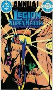 Legion Of Super Heroes Annual 3