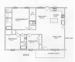 Simple Pole Barn House Floor Plans by Best 25 30x40 House Plans Ideas On Pinterest Small Home Plans