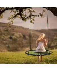 Round Net Swing Kit