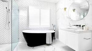 40 White Bathroom Ideas 30 Stunning White Bathrooms How To Use Tile And Fixtures In Bathroom Black White Bathroom Tile Designs Vinyl 15 Incredible Gray Ideas For Your New Brown And Pictures Light Blue Grey Ideas That Are Far From Boring Lovepropertycom The Classic Look Black Decor Home Tree Atlas Tips From Hgtv 40 Trendy Aricherlife Xcm Aria Brick Wall Tiles With Buttpaperstudio Renot4 Maisonette