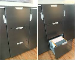 Locking File Cabinet Ikea by Keep Your Paperwork Organized And Secure In A Galant File Cabinet