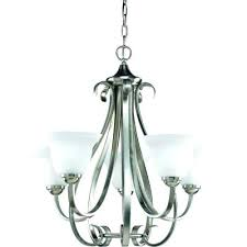 Brushed Nickel Light Fixtures Brilliant Innovative Dining Room For Incredible Residence