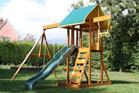Big Backyard Wooden Swing Set & Reviews | Wayfair Shop Backyard Discovery Prestige Residential Wood Playset With Tanglewood Wooden Swing Set Playsets Cedar View Home Decoration Outdoor All Ebay Sets Triumph Play Bailey With Tire Somerset Amazoncom Mount 3d Promo Youtube Shenandoah