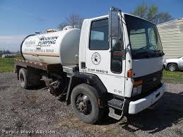 100 Septic Vacuum Trucks For Sale 1993 D CF8000 Vacuum Truck Item DZ9248 SOLD June 14