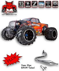 100 Gas Rc Monster Trucks REDCAT RACING RAMPAGE MT V3 15 Scale Truck RC 32cc