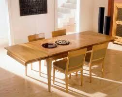 table classique en bois à rallonge il contemporaneo guerra