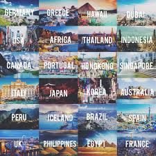 Travel World And Country Image
