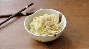 comment cuisiner le choux blanc recette salade de chou blanc comme au resto japonais en pas à pas