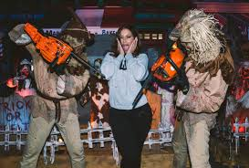West Hollywood Halloween Carnaval 2017 by See Which Celebrities Have Turned Out For The Scares At Universal