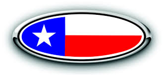 100 Ford Truck Logo FORD TEXAS STATE 2 DECALS DARKSIDE RACING ART FORD OVERLAY LOGO